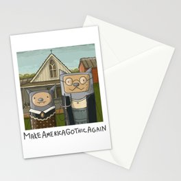 Make America Gothic Again Stationery Cards