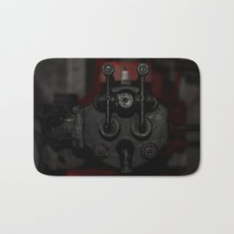 Engine Face One Bath Mat
