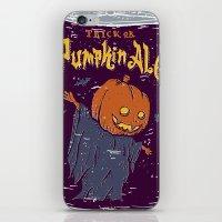 ale giorgini iPhone & iPod Skins featuring Pumpkin Ale by Moto
