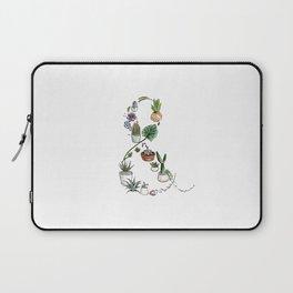 Succulent Ampersand Laptop Sleeve