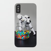 Busted! iPhone X Slim Case