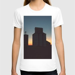 Silos at Sunrise T-shirt