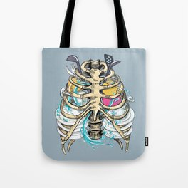 Clean a dishes Tote Bag