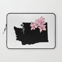 Washington Silhouette Laptop Sleeve