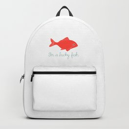 Lucky Fish Backpack