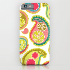 Veggie Paisley Slim Case iPhone 6s