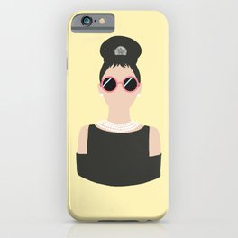 Candy Audrey iPhone Case