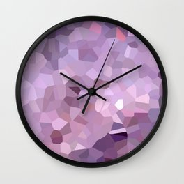 Discoveries Wall Clock