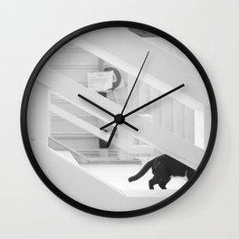 Steath Wall Clock