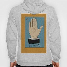 La Mano Card (Traditional) Hoody