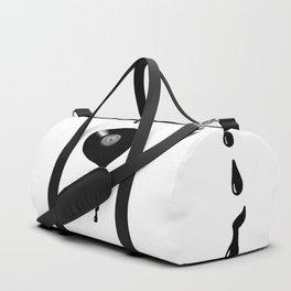 Melting Vinyl Duffle Bag