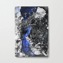 Fairy Blood (Blue) Metal Print