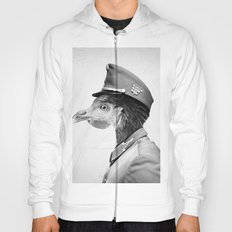 Rooster Army Soldier Hoody