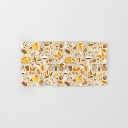 forest in fall Hand & Bath Towel