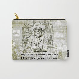 run for your life! Carry-All Pouch