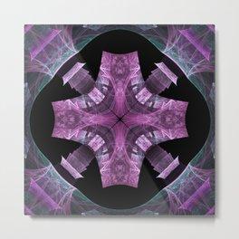 Prismatic Metal Print