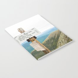 Explore the Appalachian Notebook