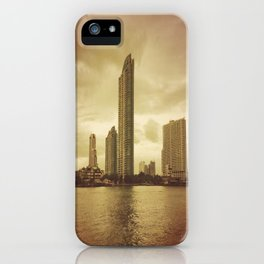 LIKE OLD TIMES  iPhone Case