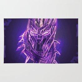 Black Panther Fan Art Rug