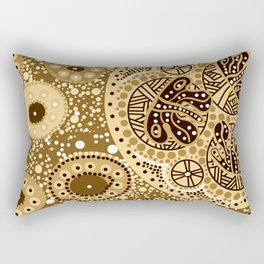 The Bogon Moths of the past, the present and the future Rectangular Pillow