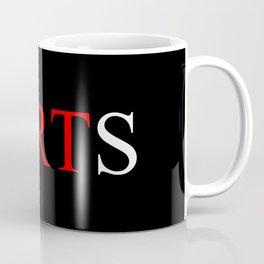 fARTs (Joke on eARTh bumper sticker) Coffee Mug