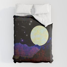 Valley of the Moon Comforters