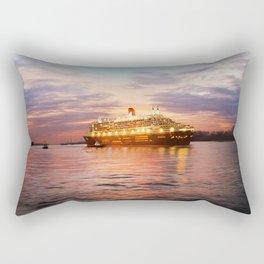 Love boat Rectangular Pillow