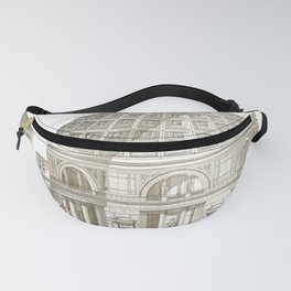 Pantheon Of Rome Fanny Pack
