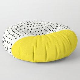 Sunshine x Dots Floor Pillow
