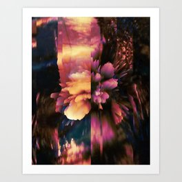 Bloom 1 Art Print