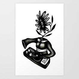Intersessions Art Print