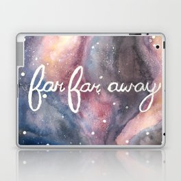 Far Far Away Laptop & iPad Skin