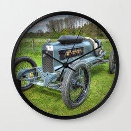 Mitchell D-40 Racer Wall Clock