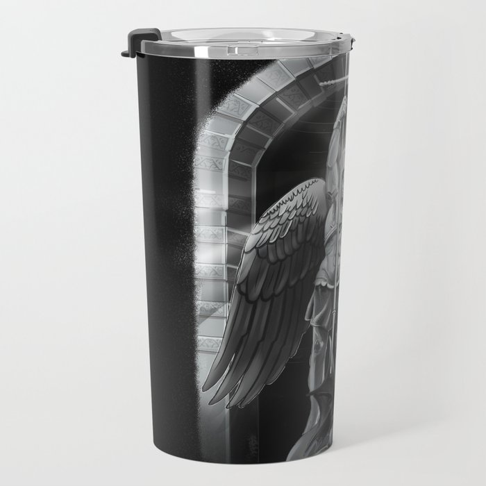 Archangel Michael  Travel Mug