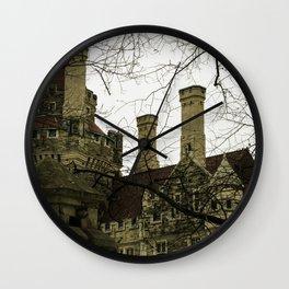 moody - Casa Loma Wall Clock