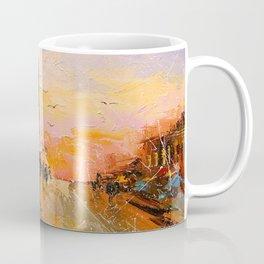London evening Coffee Mug