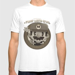 Mario Bros Fan Art T-shirt