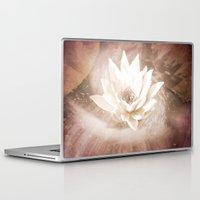 lotus Laptop & iPad Skins featuring Lotus by KunstFabrik_StaticMovement Manu Jobst
