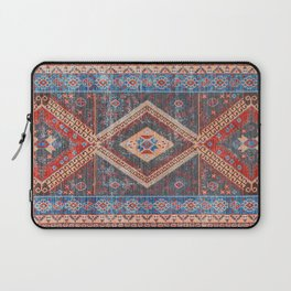(N16) Boho Moroccan Oriental Artwork for Rustic and Farmhouse Styles. Laptop Sleeve