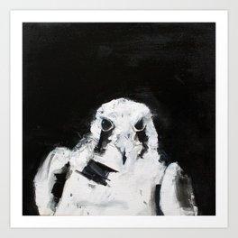 Concentration Art Print