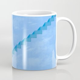 Truman Show Closing Shot Art Coffee Mug