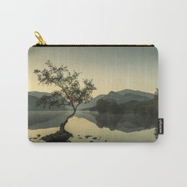 Tree at Llyn Padarn IV Carry-All Pouch