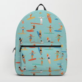 Mermaids Backpack