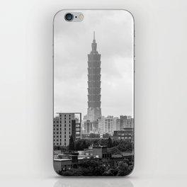 Taipei 101 iPhone Skin