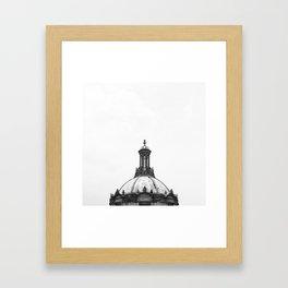 Minimal City I Framed Art Print