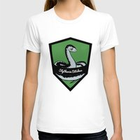 slytherin T-shirts featuring Slytherin Bitches! by Emma Ehrling