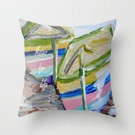 Mates for Life Throw Pillow