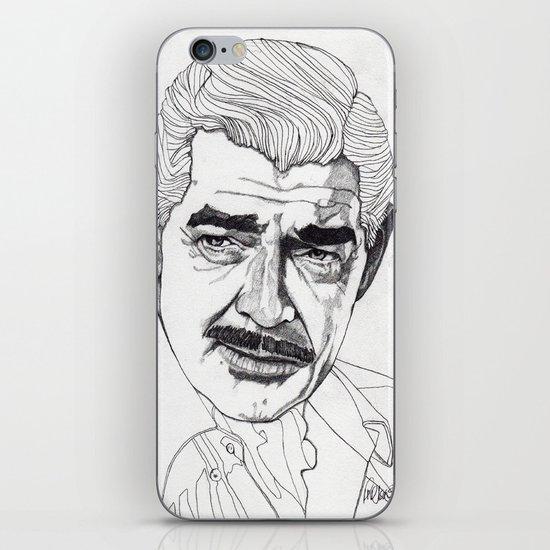 Clark Gable iPhone & iPod Skin
