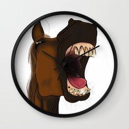 Cavalo Wall Clock