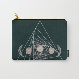 Moon Matrix Carry-All Pouch
